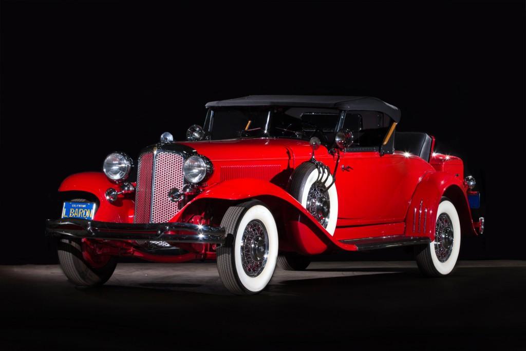 1931 Chrysler LeBaron
