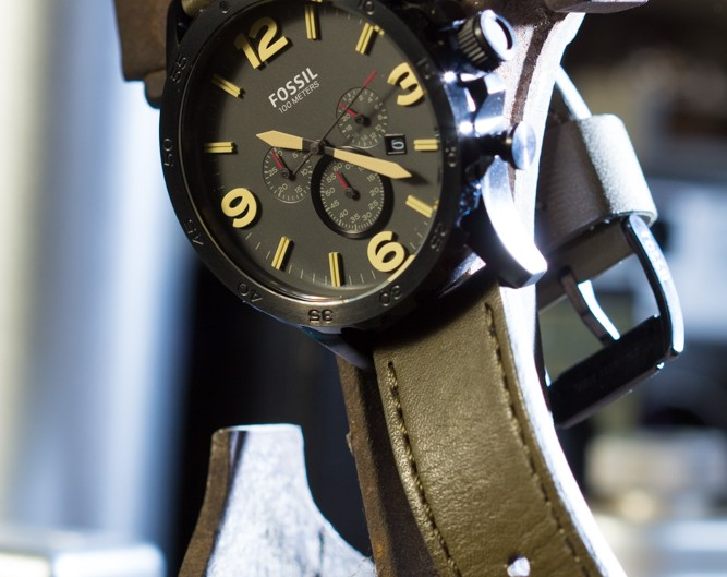 Nate by Fossil