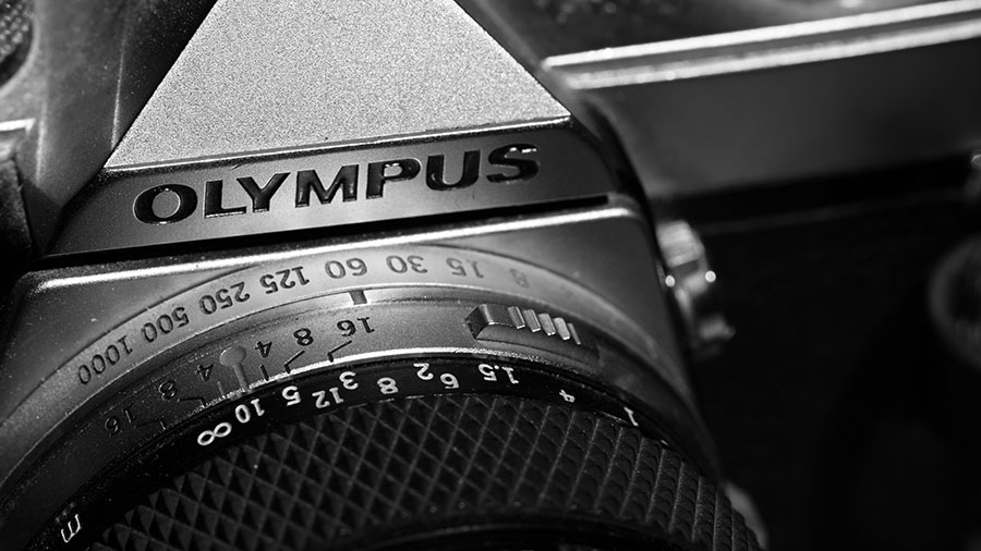 My Grandmothers Olympus OM-1