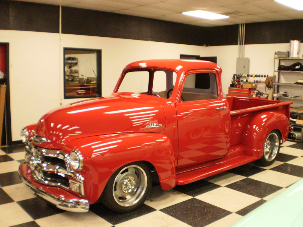 Tim's 1954 Chevy Pickup