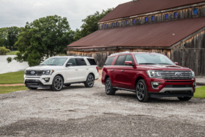 2019 Ford Expidtions